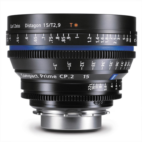 لنز زایس مدل Zeiss Compact Prime CP.2 15mm
