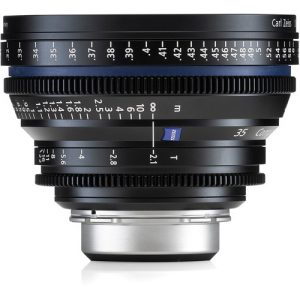 لنز زایس ZEISS Compact Prime CP-2 35mm T2/1 | تلفن : ۳۰ ۷۲ ۷۲ ۶۶- ۰۲۱