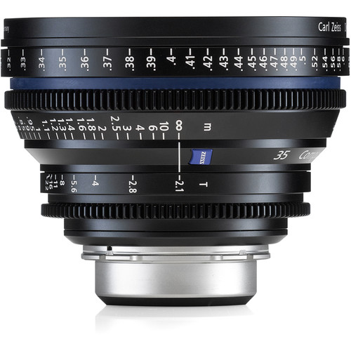 لنز زایس مدل Zeiss Compact Prime CP.2 35mm