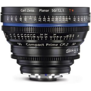 لنز زایس مدل Zeiss Compact Prime CP.2 50mm
