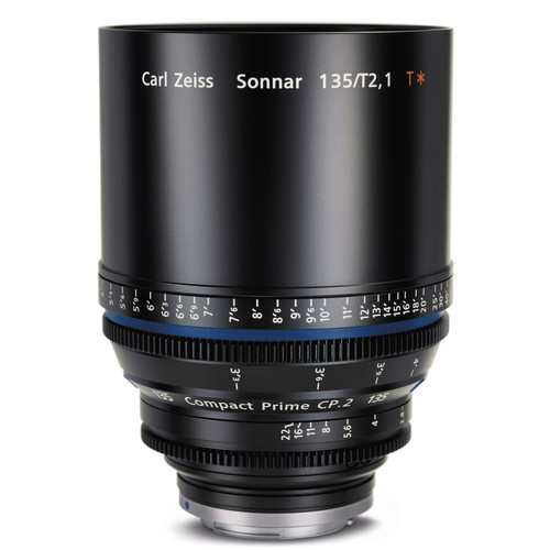 لنز زایس مدل Zeiss Compact Prime CP.2 135mm