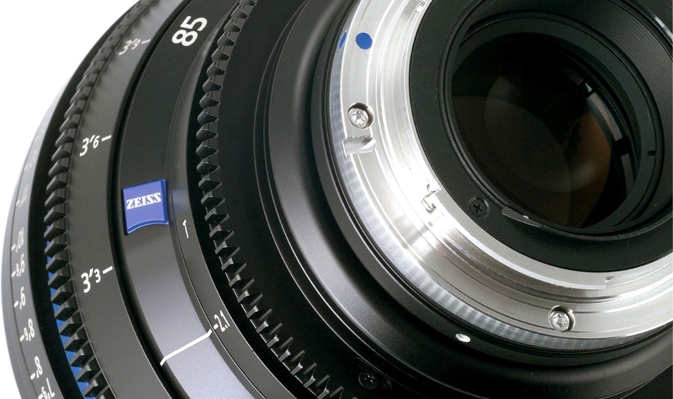 لنز ZEISS Compact Prime CP.2 15 mm/T2.9 Lenses