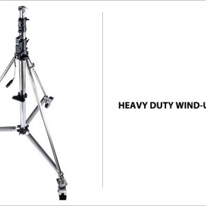 سه پایه کوپو مدل KUPO 481 -HEAVY DUTY WIND-UP STANDS