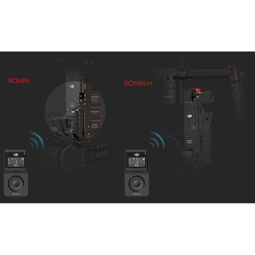 کنترلر DJI Wireless Thumb Controller for Ronin-M | سینما کالا