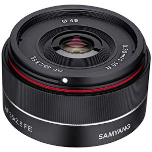 لنز سامیانگ Samyang AF 35mm f/2.8 FE Lens for Sony E