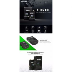 وایرلس تصویر Vaxis Storm 800 3G-SDI & HDMI Wireless