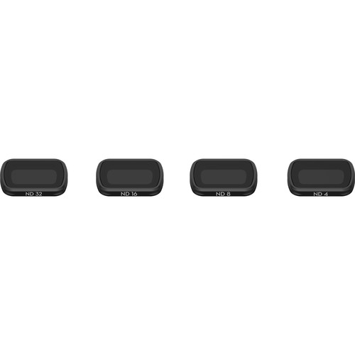 ست فیلتر (DJI Osmo Pocket ND Filter Set (4-Pack