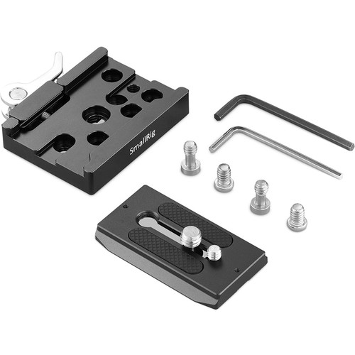 پلیت اسمال ریگ SmallRig Quick Release Clamp and Plate 2144