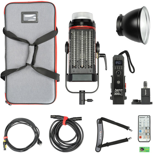 چراغ ال ای دی آپچر Aputure Light Storm C300d Mark II LED