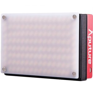 نور روی دوربین آپچر Aputure Amaran AL-MX Bicolor LED Mini Light