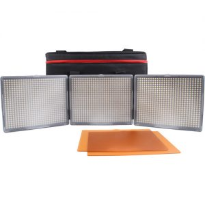کیت نور آپچر Aputure Amaran Flood HR672 3-Light Kit