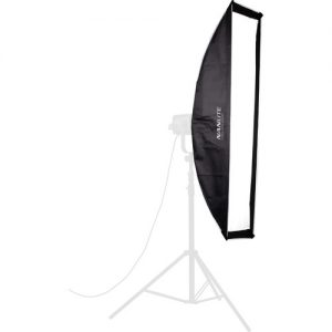 "Nanlite Stripbank Softbox with Bowens Mount (12 x 55"")"