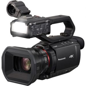 دوربین پاناسونیکPanasonic AG-CX10 4K Camcorder with NDI/HX