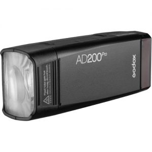 فلاش پرتابل گودکس Godox AD200Pro TTL Pocket Flash Kit