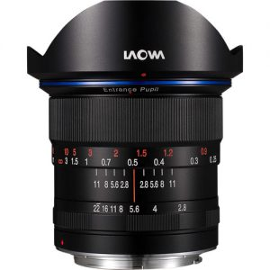 لنز اوپتیک لائووا Venus Optics Laowa 12mm f/2.8 Zero-D