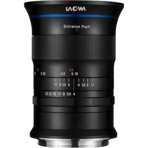 لنز لائووا Venus Optics Laowa 17mm f/4 GFX Zero-D Lens