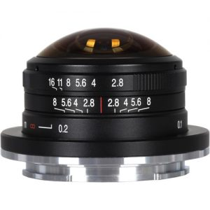 لنز اوپتیک لائووا Venus Optics Laowa 4mm f/2.8 Fisheye
