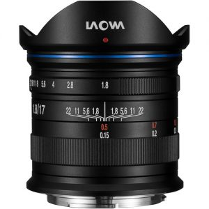 لنز لائووا Venus Optics Laowa 17mm f/1.8 MFT Lens